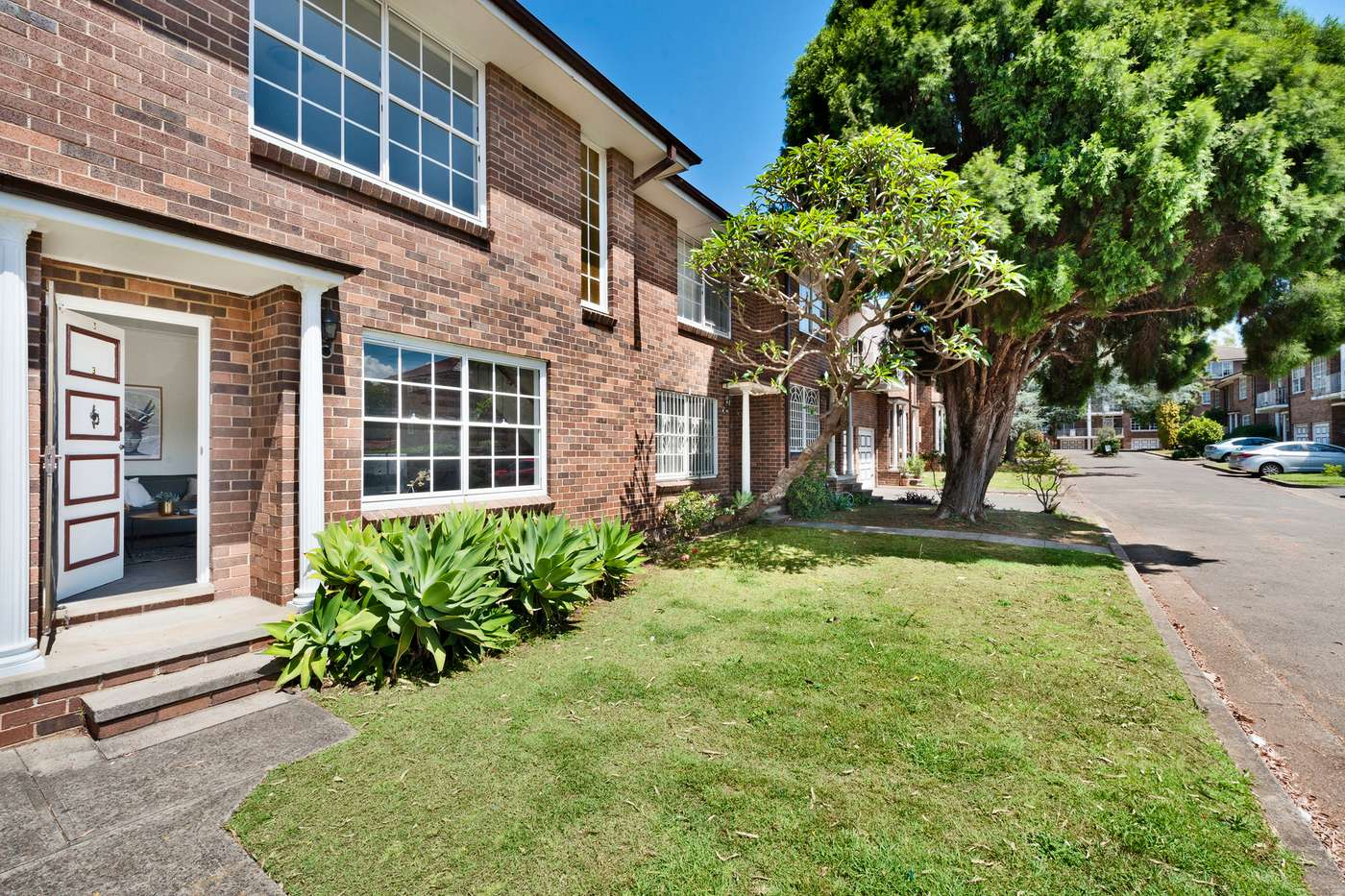 Main view of Homely townhouse listing, 3/118 Elizabeth Street, Ashfield, NSW 2131
