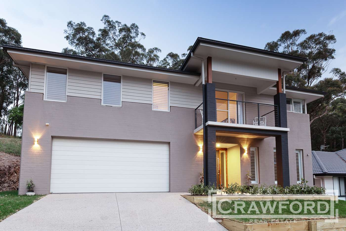 Main view of Homely house listing, 3a Grand Valley Way, New Lambton Heights, NSW 2305
