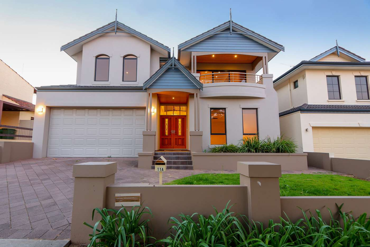 Main view of Homely house listing, A/11 Ridge Street, South Perth, WA 6151