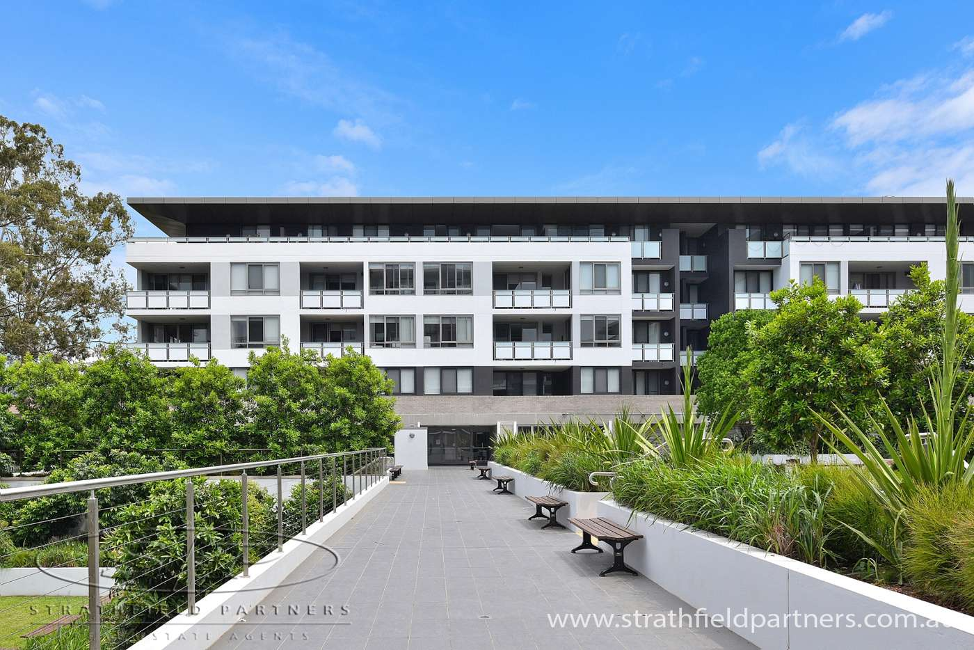 Main view of Homely apartment listing, 3307/1A Morton Street, Parramatta NSW 2150