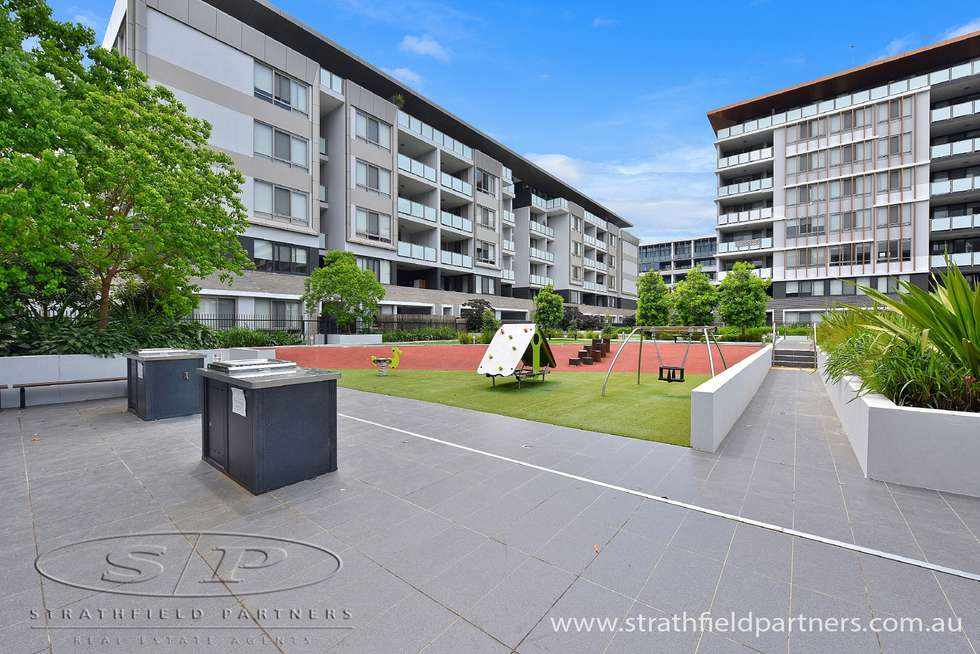 Second view of Homely apartment listing, 3307/1A Morton Street, Parramatta NSW 2150