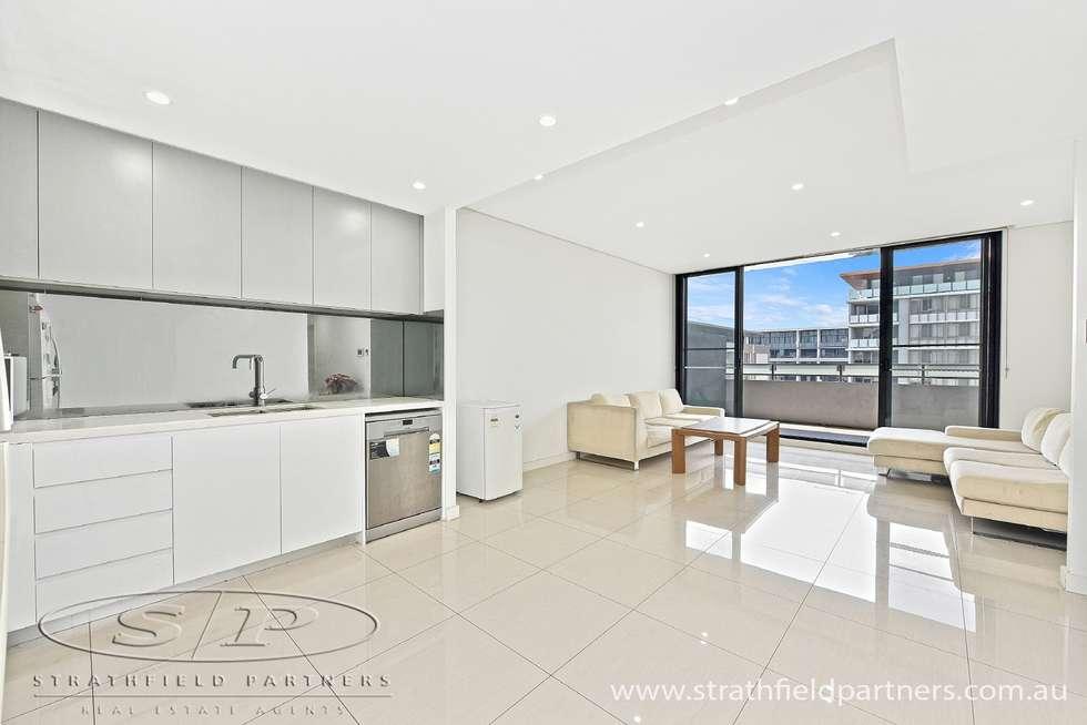 Third view of Homely apartment listing, 3307/1A Morton Street, Parramatta NSW 2150