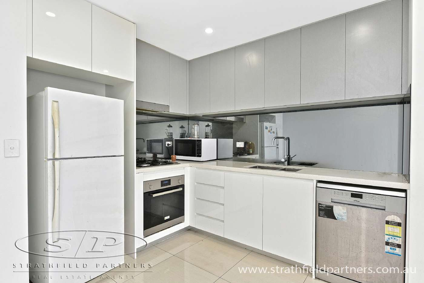Sixth view of Homely apartment listing, 3307/1A Morton Street, Parramatta NSW 2150
