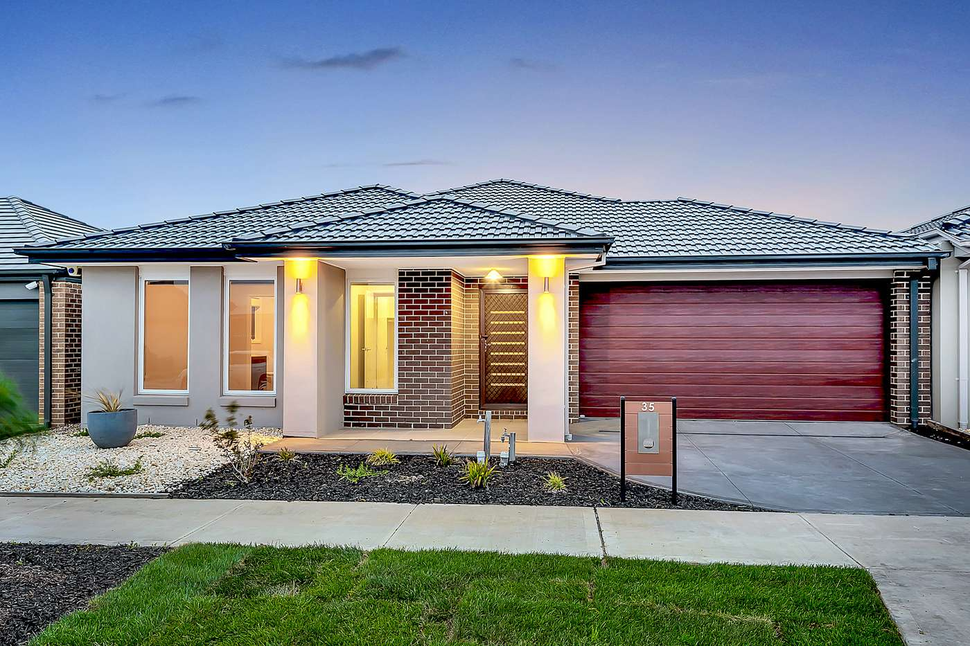 Main view of Homely house listing, 35 Moonlight Way, Mickleham, VIC 3064