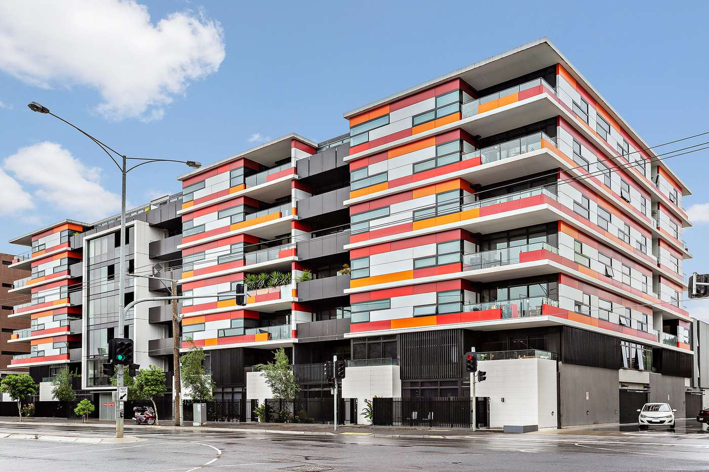 Main view of Homely unit listing, B301/20 Burnley Street, Richmond, VIC 3121