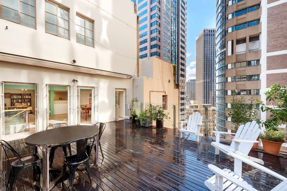 Second view of Homely apartment listing, 17/16 O'Connell Street, Sydney NSW 2000