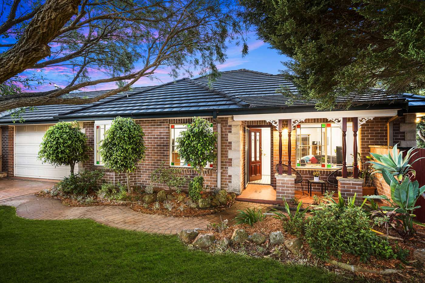 Main view of Homely semidetached listing, 1/583 Port Hacking Road, Caringbah South, NSW 2229