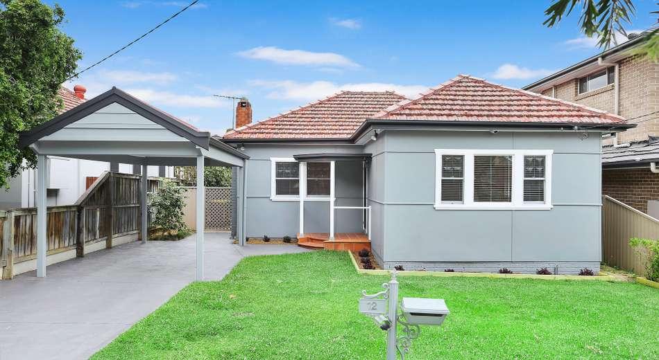12 Oleander Avenue, Lidcombe NSW 2141