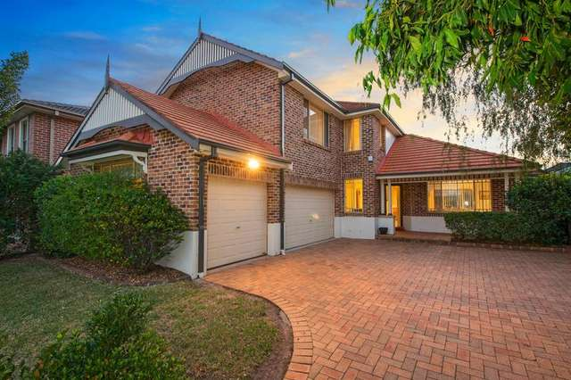 12 Guardian Avenue, Beaumont Hills NSW 2155