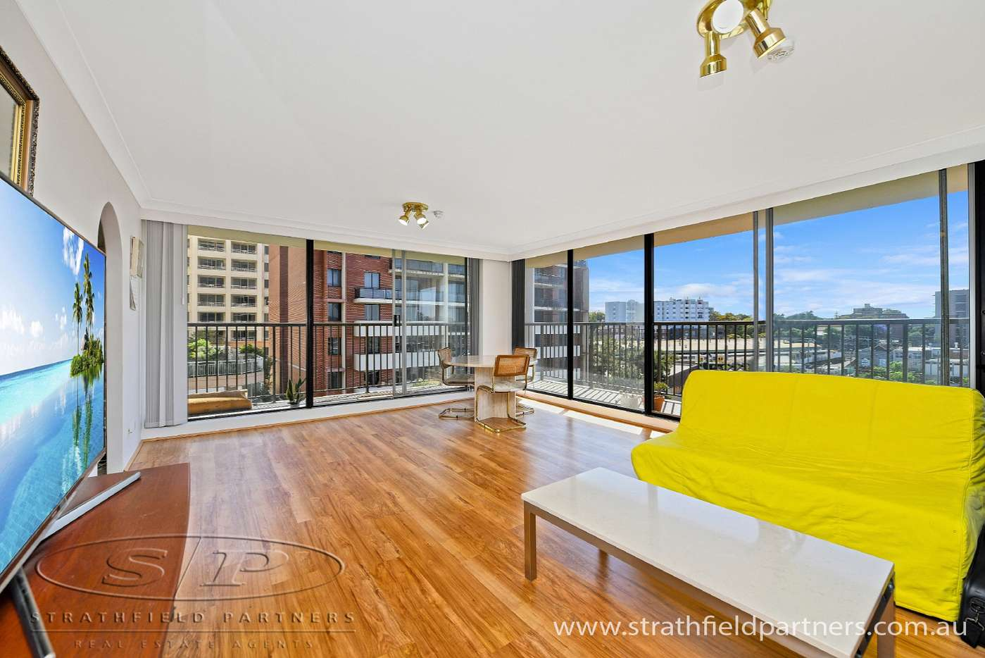 Main view of Homely apartment listing, 9A/30-34 Churchill Avenue, Strathfield, NSW 2135