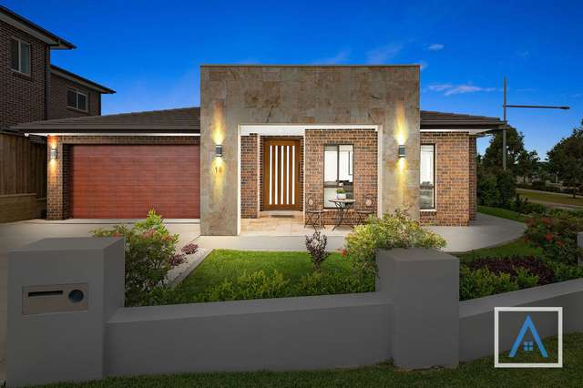 18 Rymill Crescent, Gledswood Hills NSW 2557