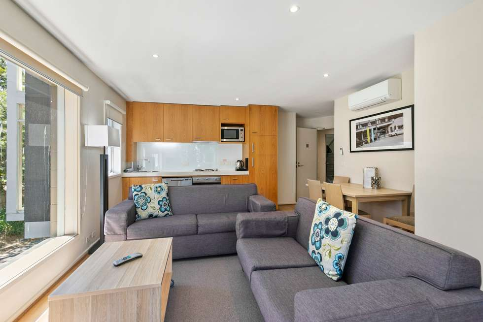 Second view of Homely apartment listing, 132 A & B/35 Mountjoy Parade, Lorne VIC 3232
