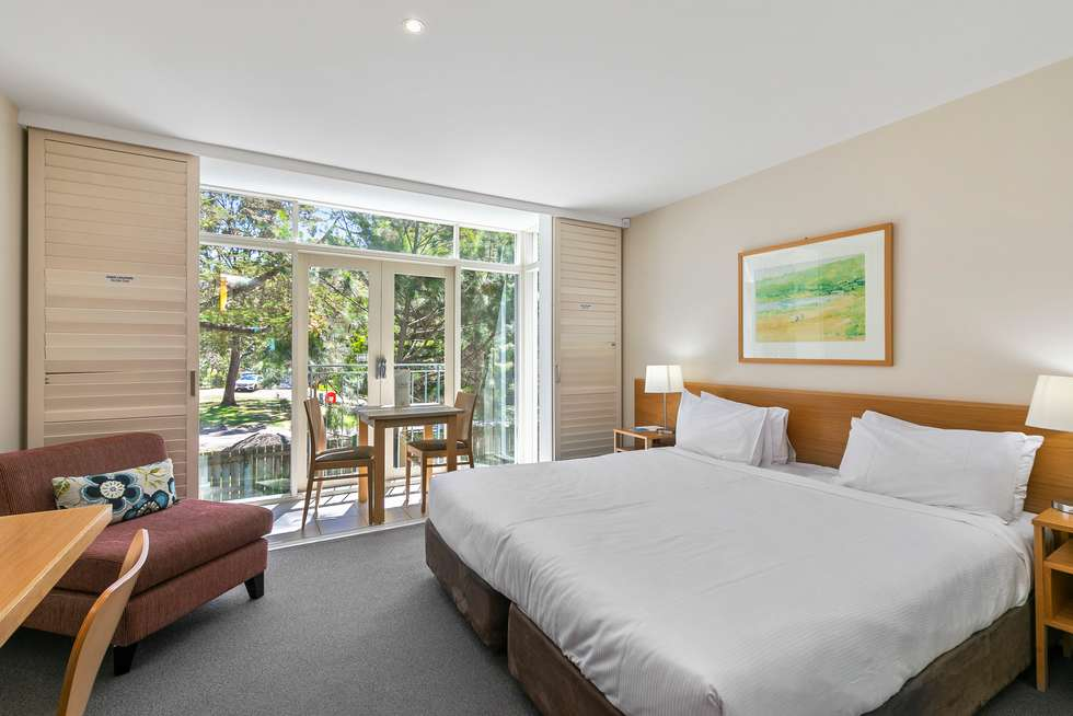 Fifth view of Homely apartment listing, 132 A & B/35 Mountjoy Parade, Lorne VIC 3232