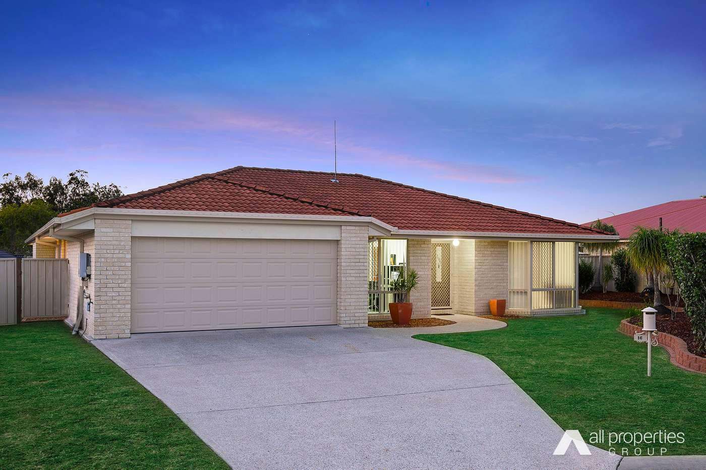 Main view of Homely house listing, 16 Nightingale Place, Heritage Park, QLD 4118