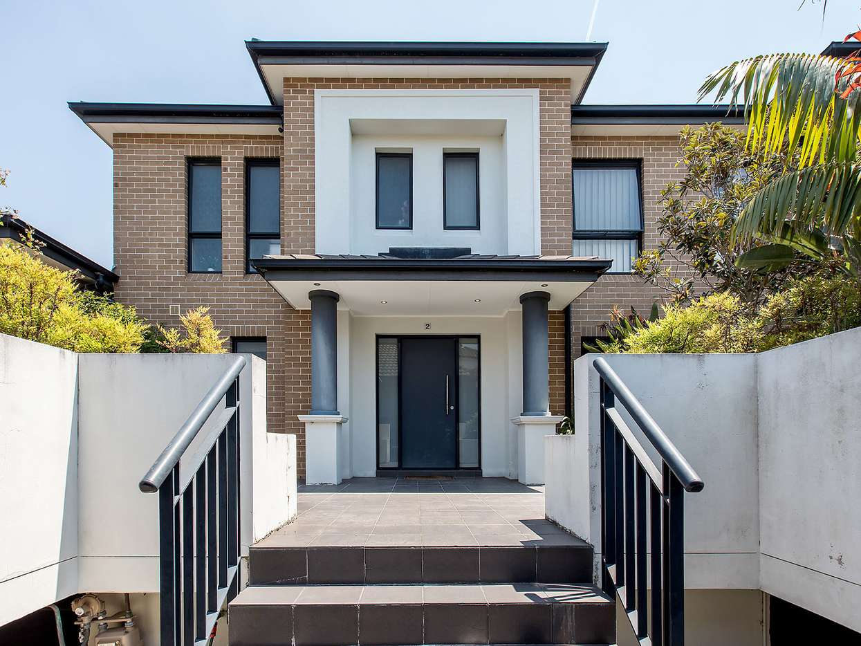 Main view of Homely unit listing, 2/5-7 Robinson Street, Monterey, NSW 2217