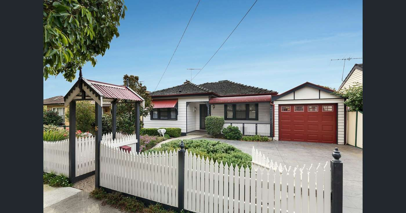 Main view of Homely house listing, 16 Daley Street, Pascoe Vale, VIC 3044
