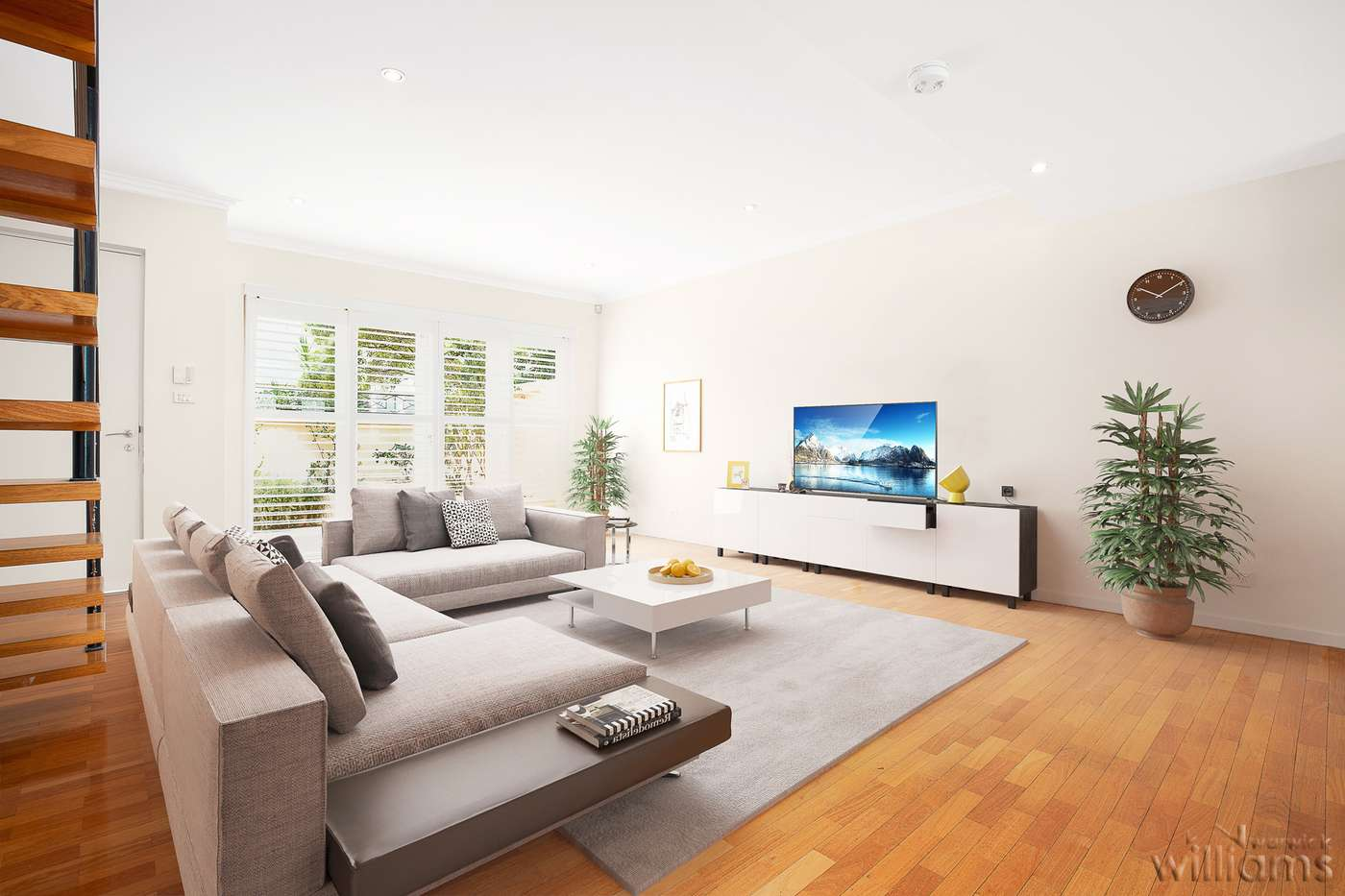 Main view of Homely townhouse listing, 16/33-37 Trafalgar Street, Annandale, NSW 2038