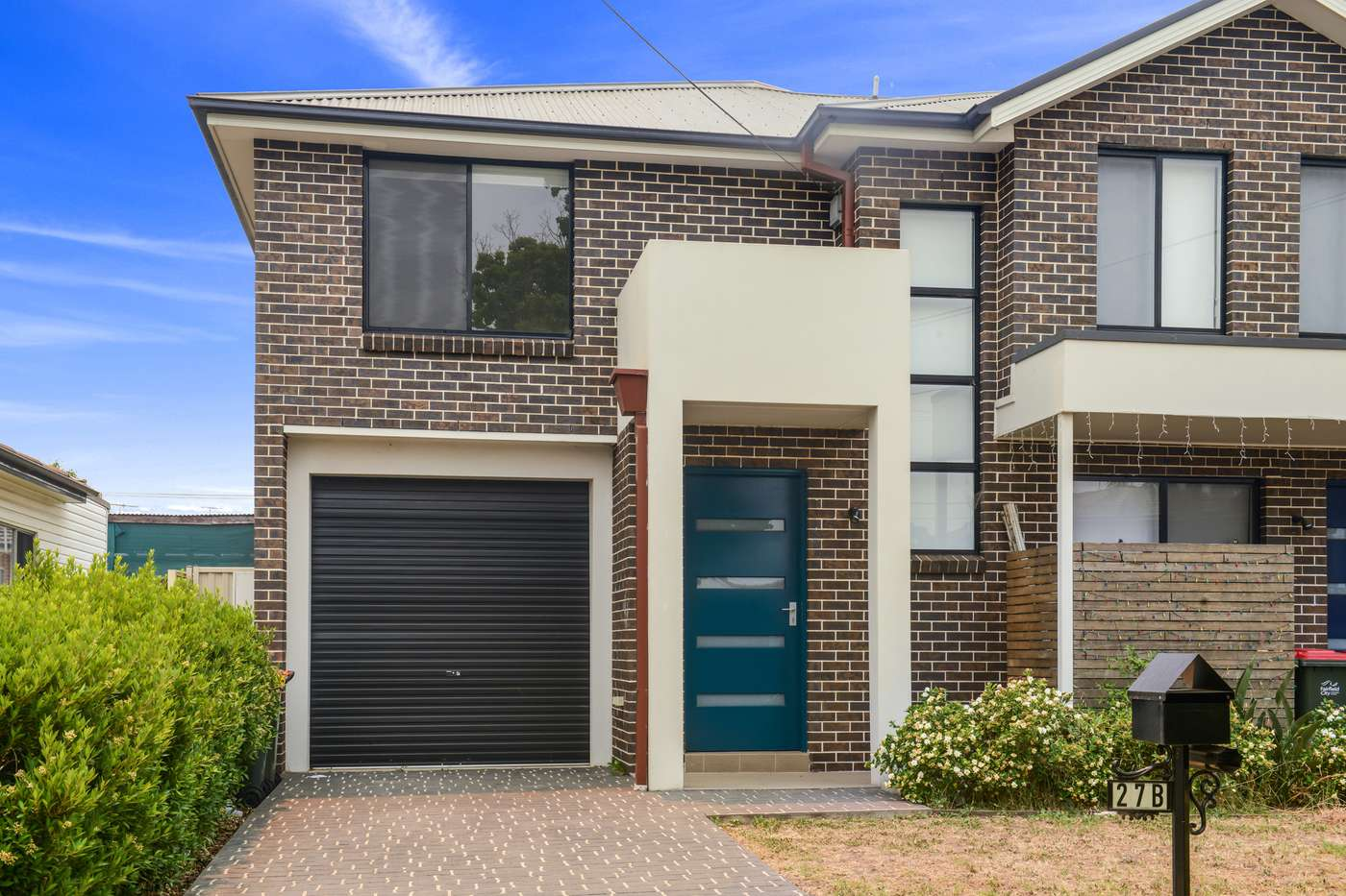 Main view of Homely semidetached listing, 27B Margaret Street, Fairfield West, NSW 2165