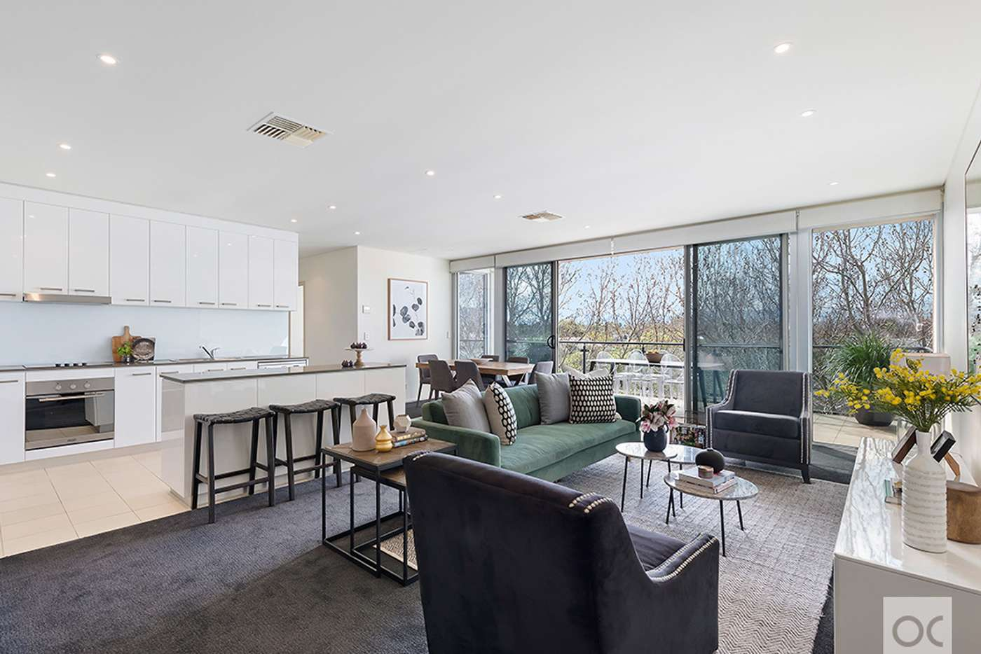 Main view of Homely apartment listing, 308/293 Angas Street, Adelaide SA 5000