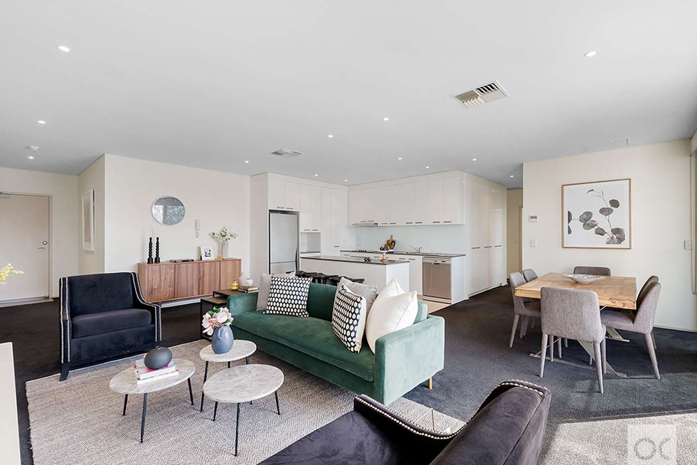 Fifth view of Homely apartment listing, 308/293 Angas Street, Adelaide SA 5000