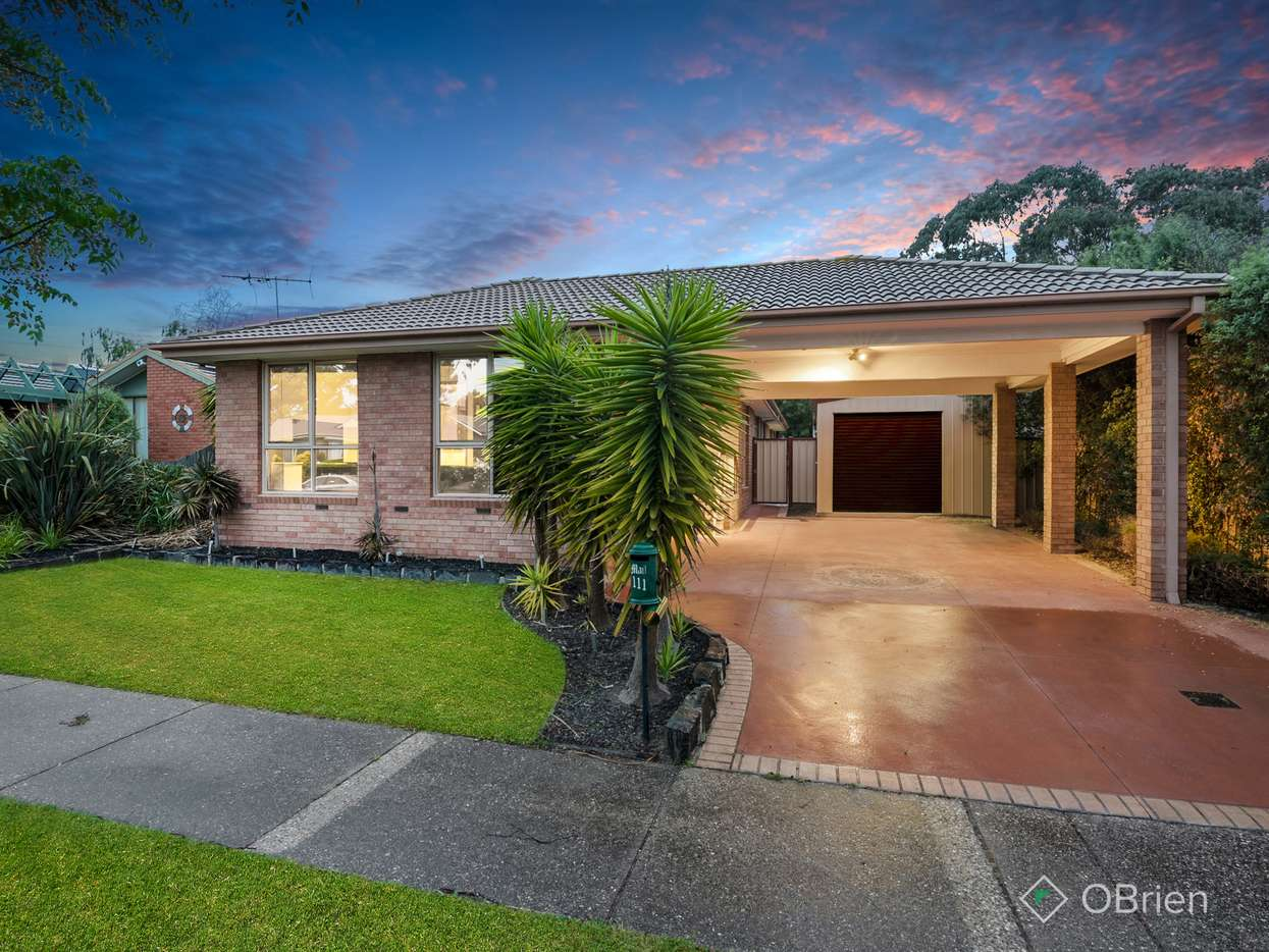 Main view of Homely house listing, 111 Stewarts Lane, Sunbury, VIC 3429