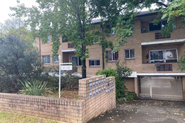 9/41-43 Calliope Street, Guildford NSW 2161