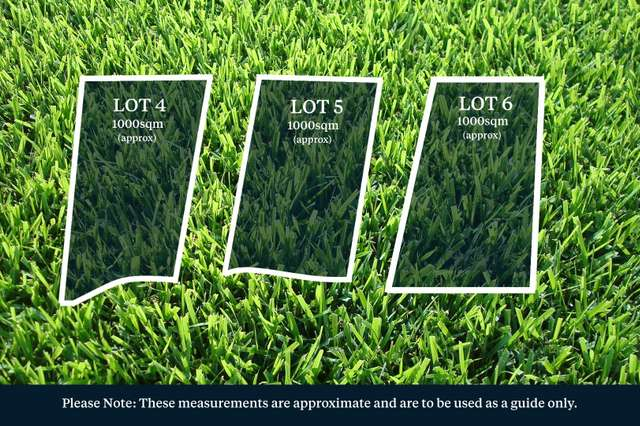 LOT 4, 5 & 6/1337 Mountain Highway, The Basin VIC 3154