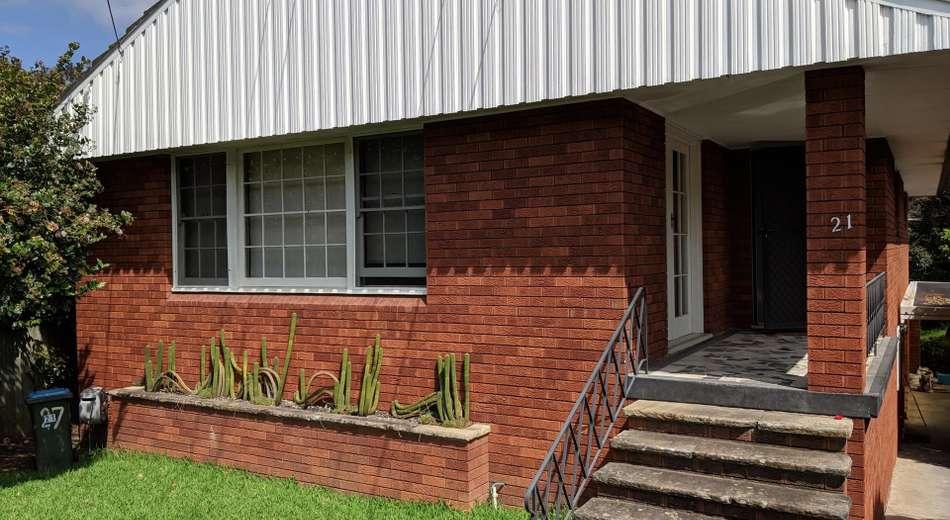 21 Joseph Street, Lane Cove NSW 2066