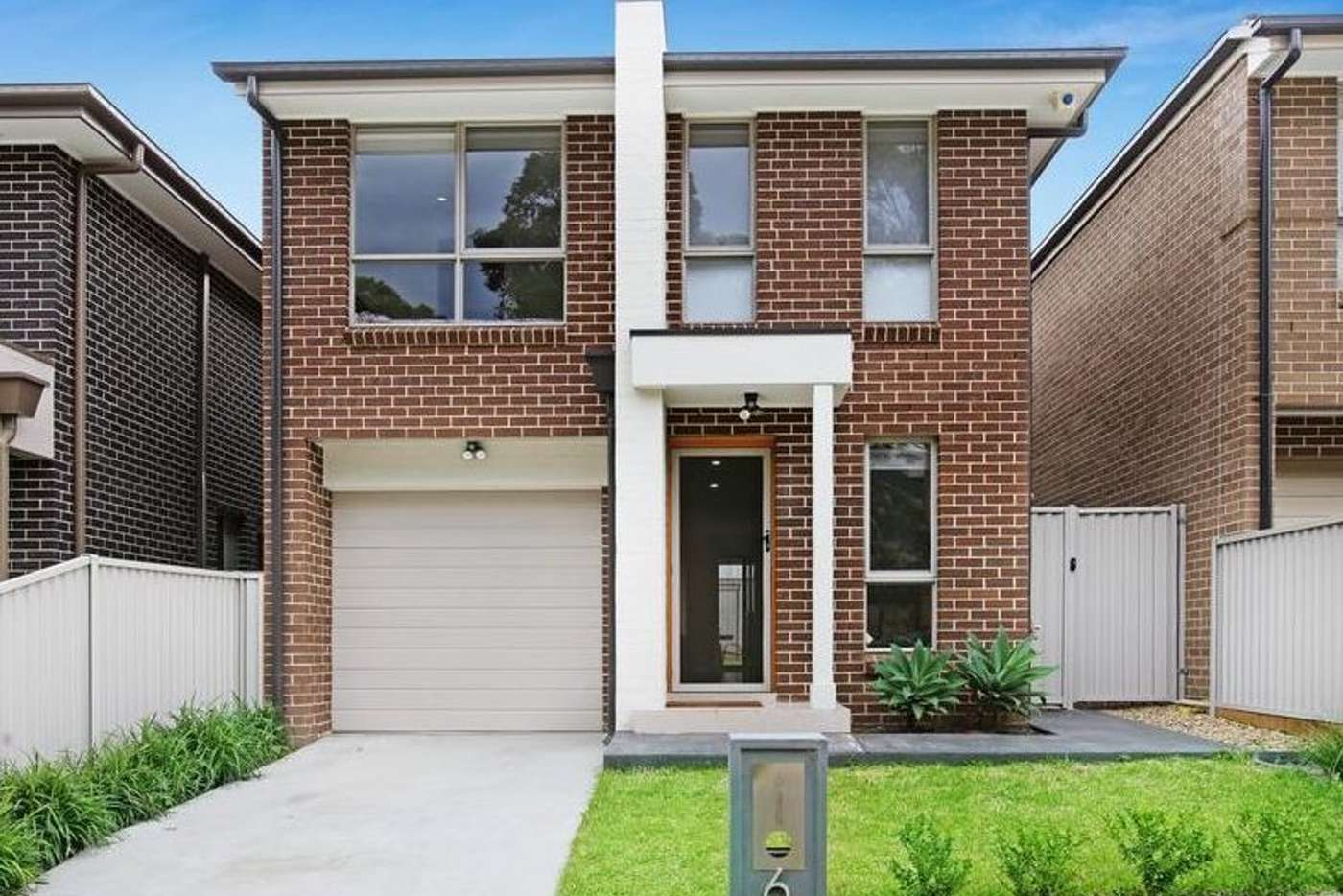 Main view of Homely house listing, 6 Culgoa Bend, Villawood NSW 2163