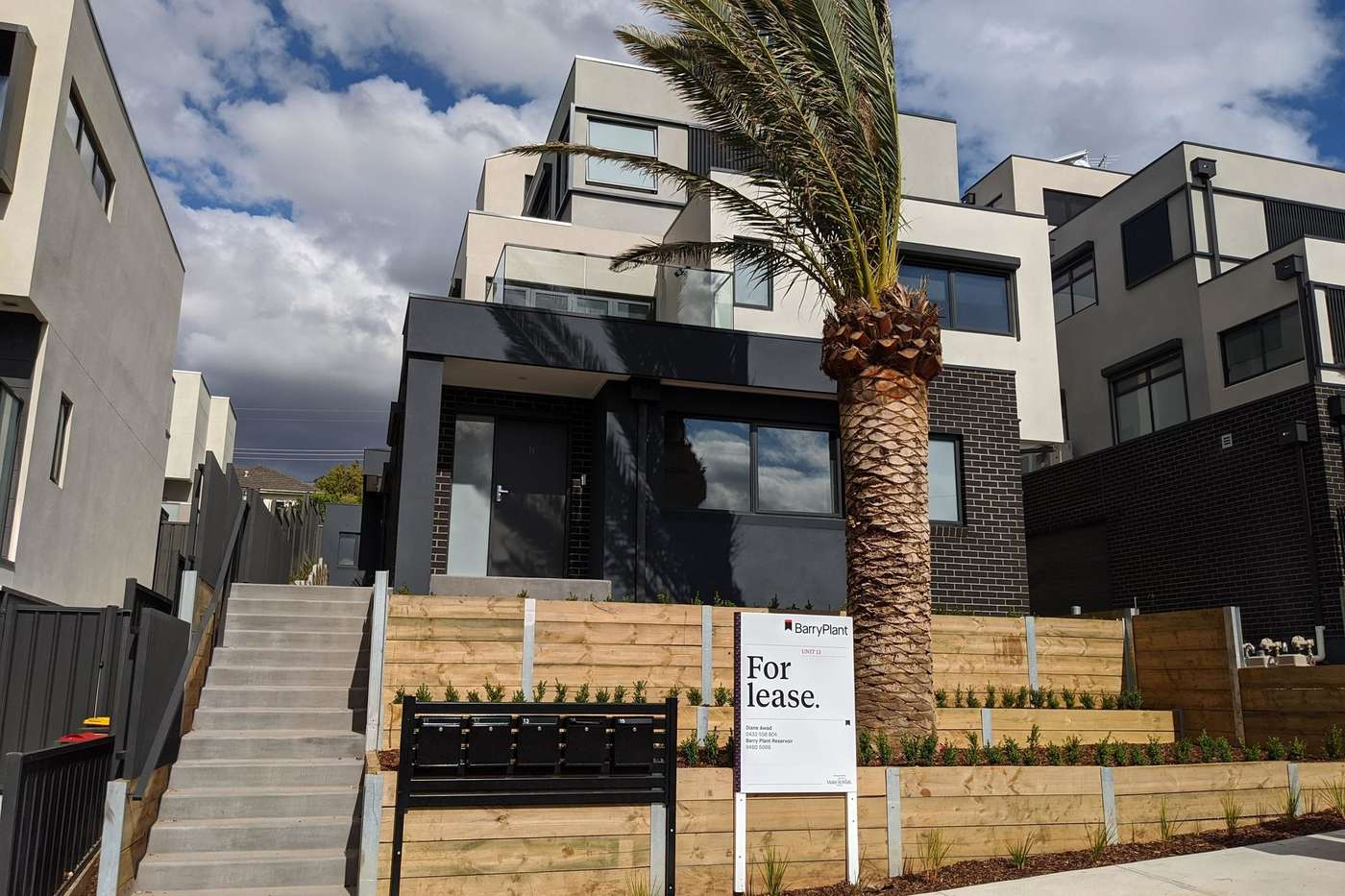 Main view of Homely townhouse listing, 13/14-16 Grover Street, Pascoe Vale, VIC 3044