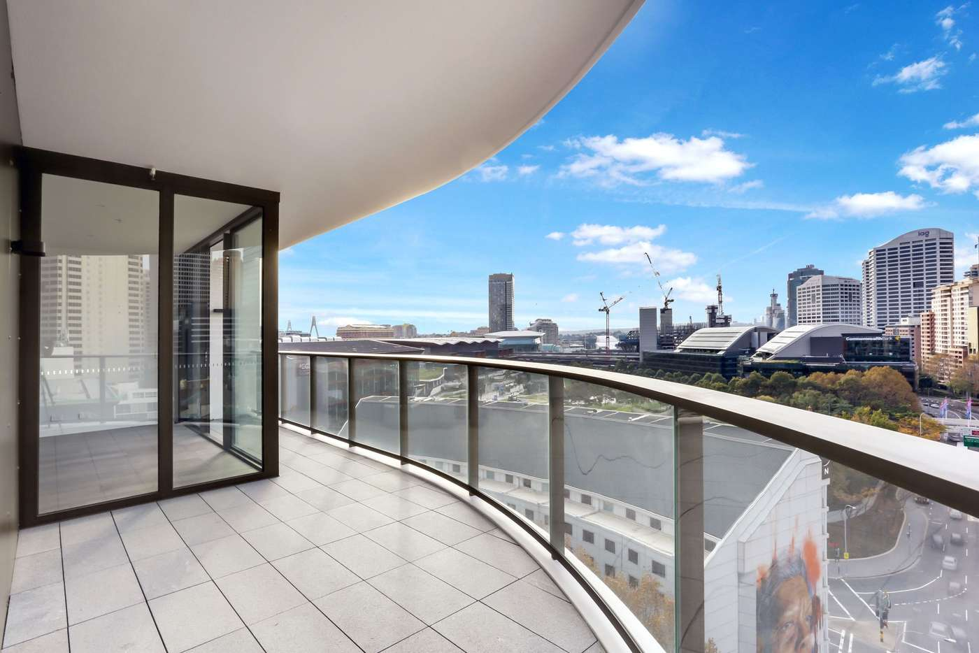 Main view of Homely apartment listing, 1207/81 Harbour Street, Sydney NSW 2000
