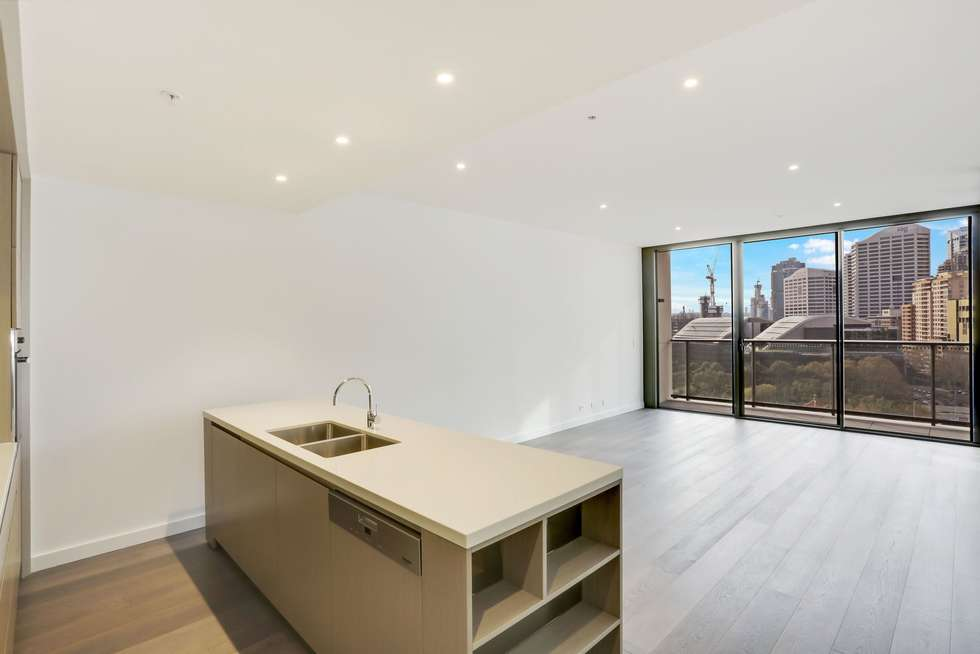 Second view of Homely apartment listing, 1207/81 Harbour Street, Sydney NSW 2000
