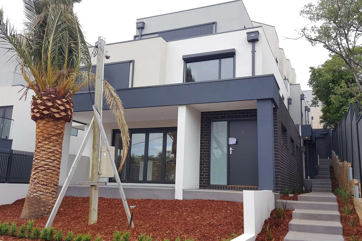 Main view of Homely townhouse listing, 2/14-16 Grover Street, Pascoe Vale, VIC 3044