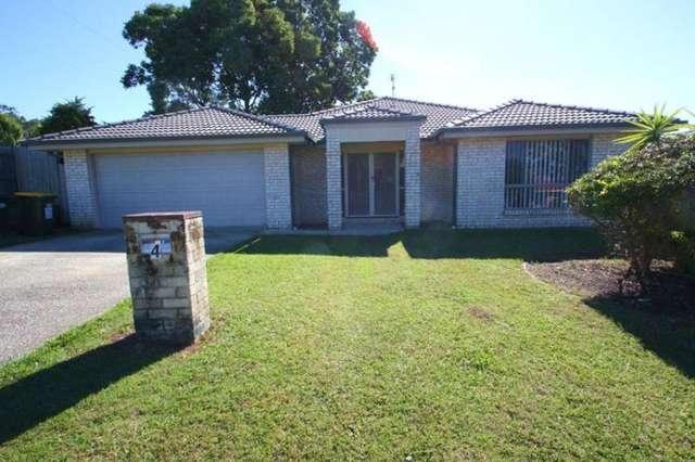 4 Lauren Grove, Upper Coomera QLD 4209