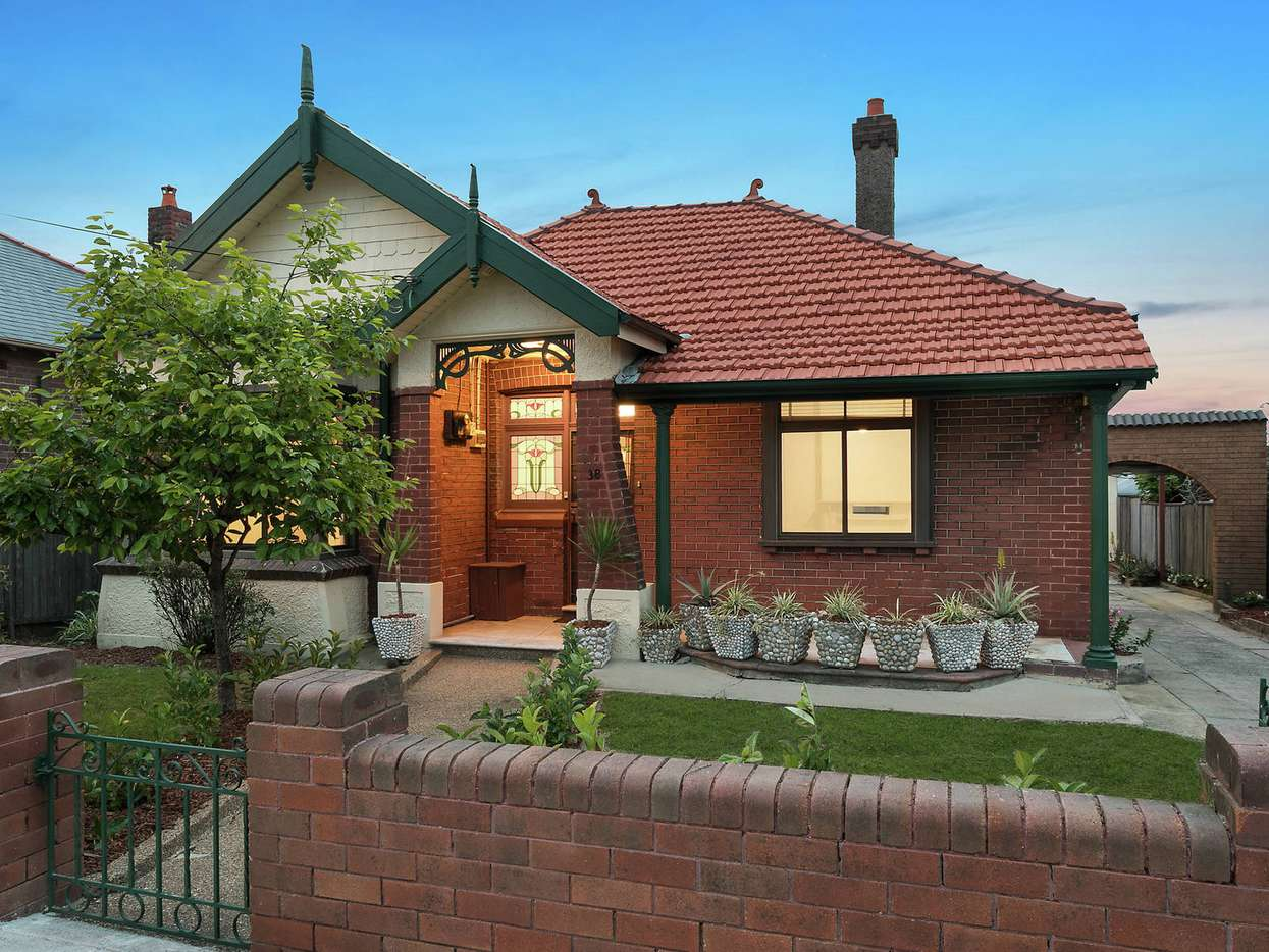 Main view of Homely house listing, 38 Wattle Street, Haberfield, NSW 2045