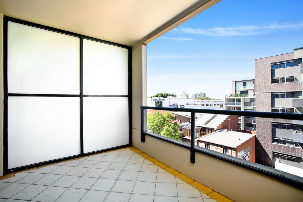 Third view of Homely apartment listing, 136/10 Lachlan Street, Waterloo NSW 2017