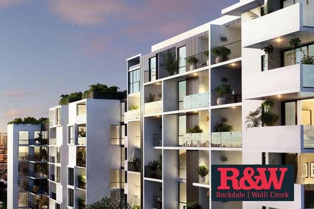 318/10 Martin Avenue, Arncliffe NSW 2205