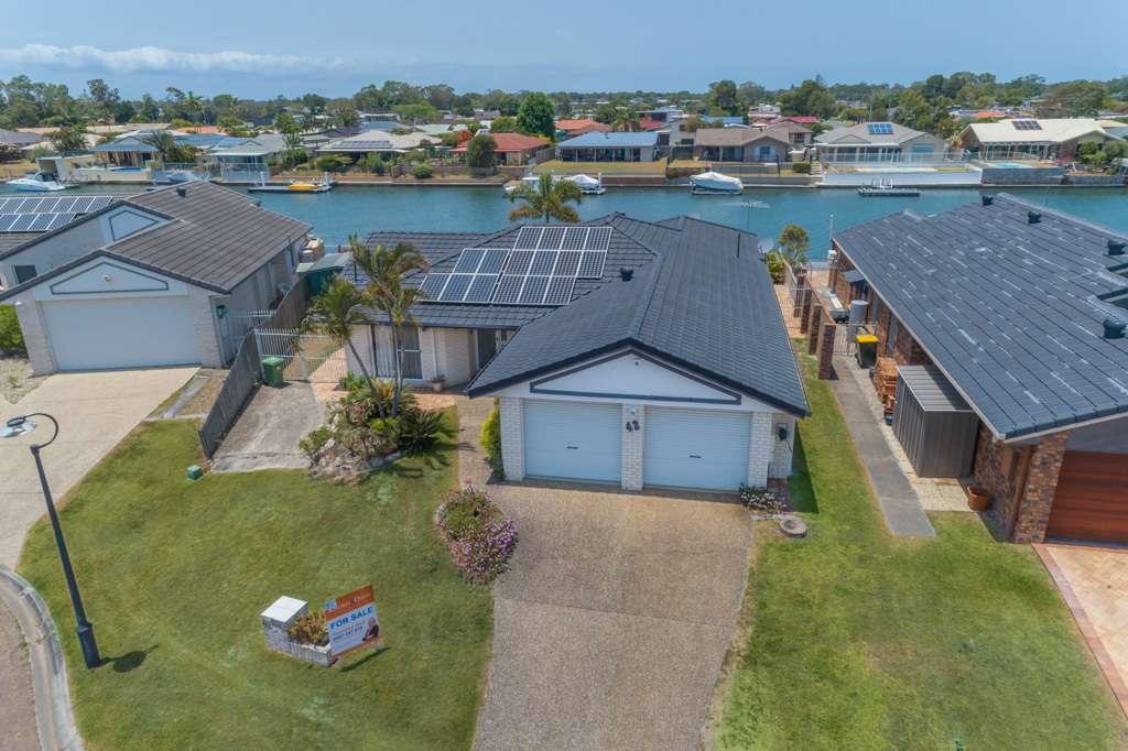 Main view of Homely house listing, 42 Jacaranda Drive, Bongaree, QLD 4507