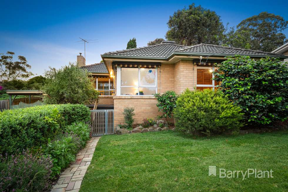 Second view of Homely house listing, 3 Frances Avenue, Greensborough VIC 3088
