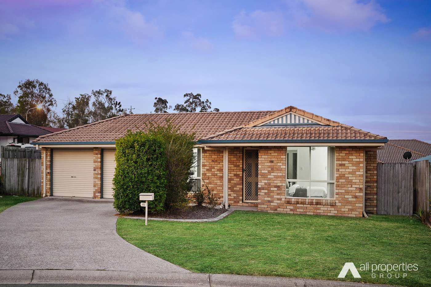 Main view of Homely house listing, 15 Windamere Court, Heritage Park, QLD 4118