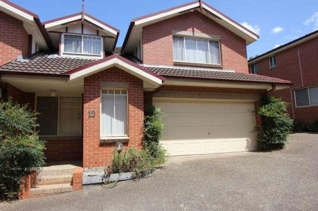 12/10a Edward Street, Baulkham Hills NSW 2153