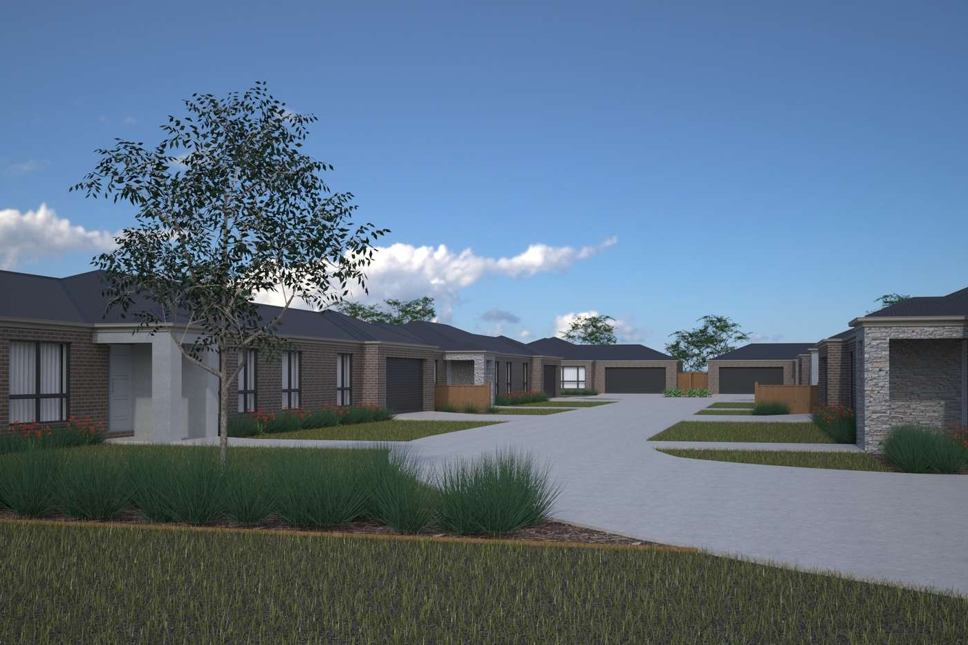 Main view of Homely townhouse listing, 1/393 Old Melbourne Road, Ballan, VIC 3342