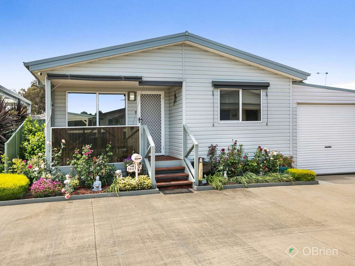 Main view of Homely unit listing, 163/1325 Frankston-Dandenong Road, Carrum Downs, VIC 3201