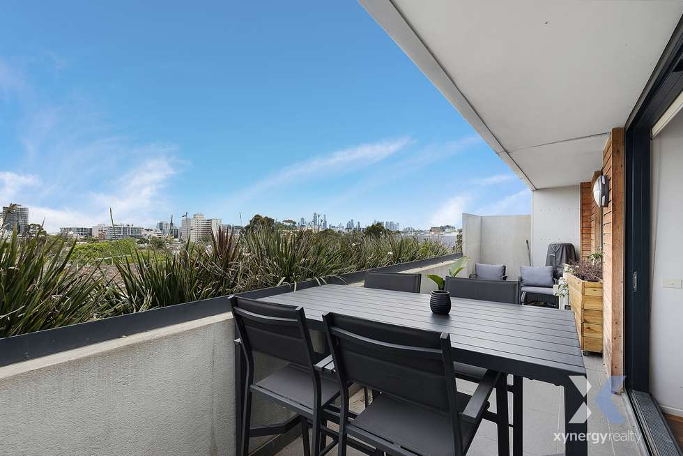 Second view of Homely apartment listing, 401/152 Peel Street, Windsor VIC 3181