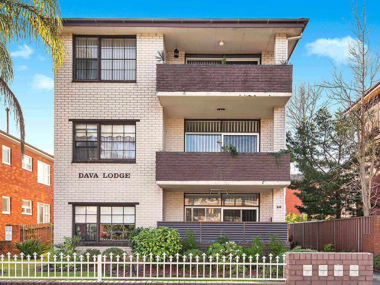 Main view of Homely apartment listing, 2/46 Banks Street, Monterey, NSW 2217