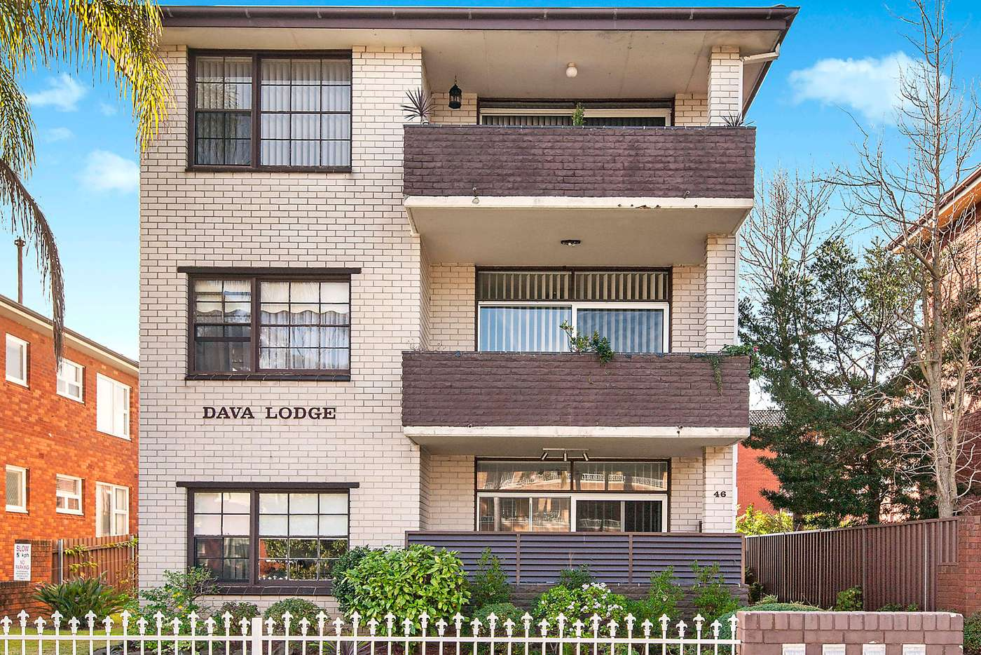 Main view of Homely apartment listing, 2/46 Banks Street, Monterey NSW 2217