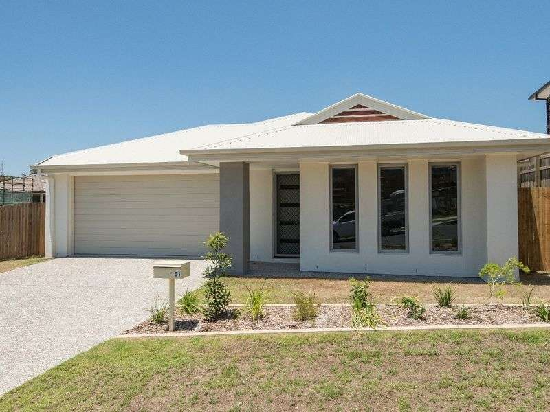 Main view of Homely house listing, 51 Kangaroo Crescent, Springfield Lakes, QLD 4300
