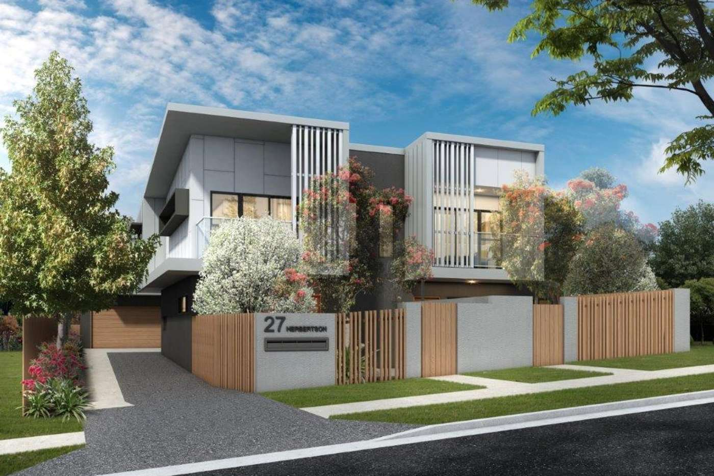 Main view of Homely townhouse listing, 4/27 Herbertson Road, Carina Heights QLD 4152