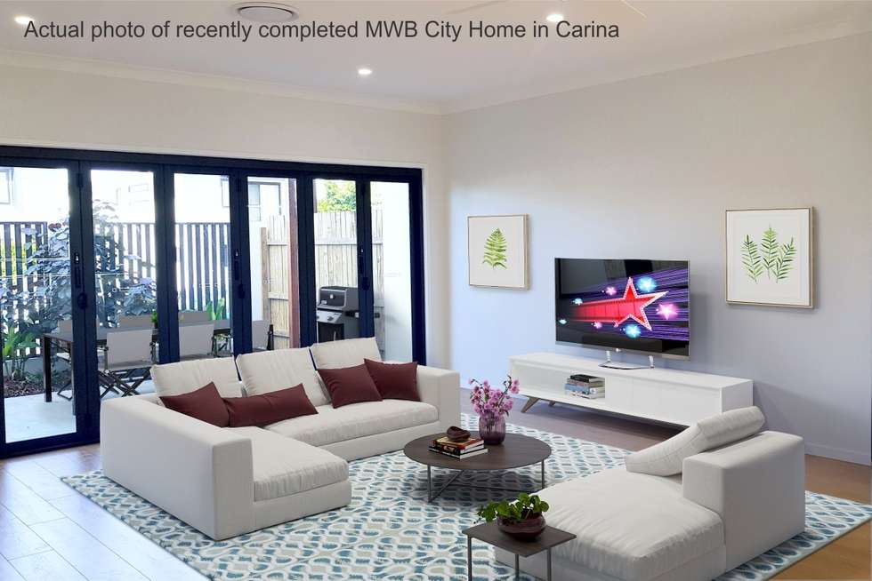 Third view of Homely townhouse listing, 4/27 Herbertson Road, Carina Heights QLD 4152