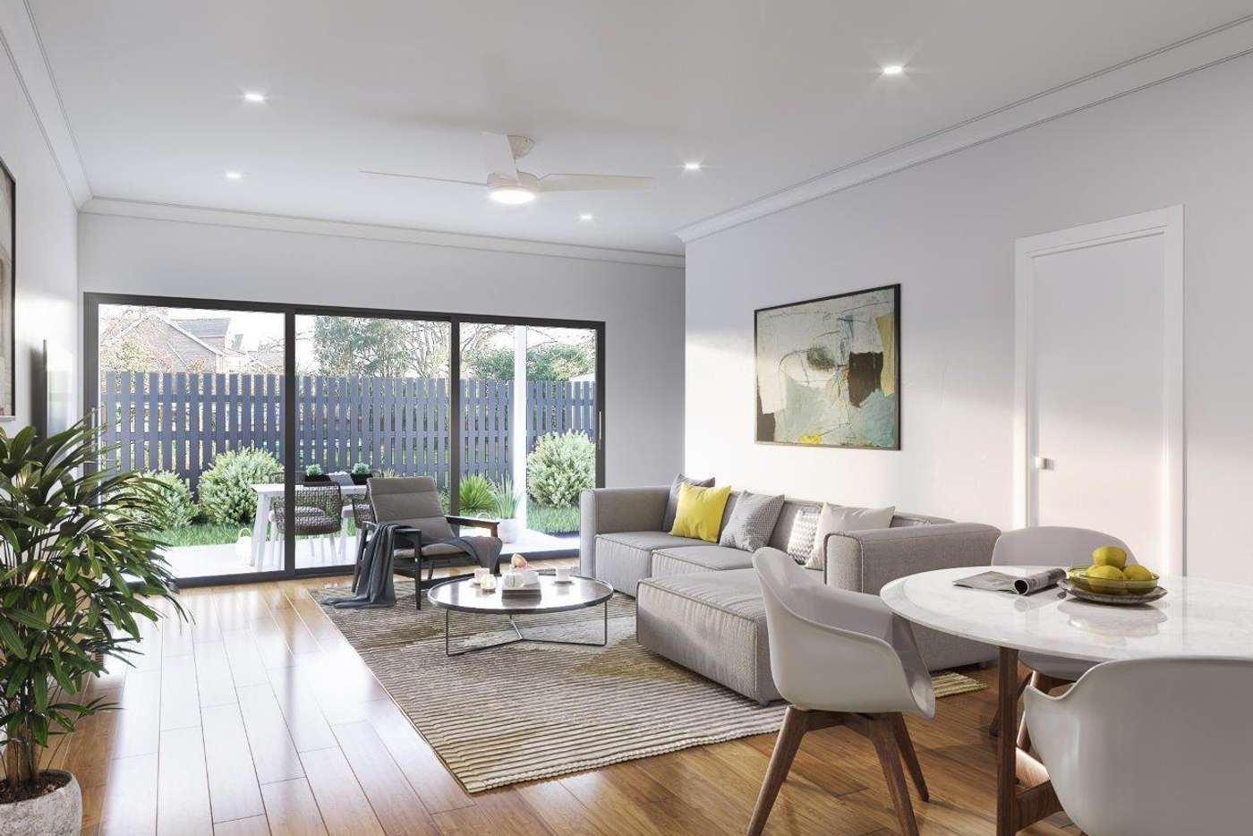 Fifth view of Homely townhouse listing, 4/27 Herbertson Road, Carina Heights QLD 4152